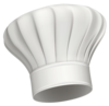 The Food Game chef hat